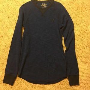 Men's American Eagle Long Sleeve shirt